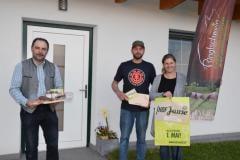 K800_Hofjause_Arnold-und-Daniela-Scheibreithner-in-St.Oswald-mit-Gerhard-Porranzl