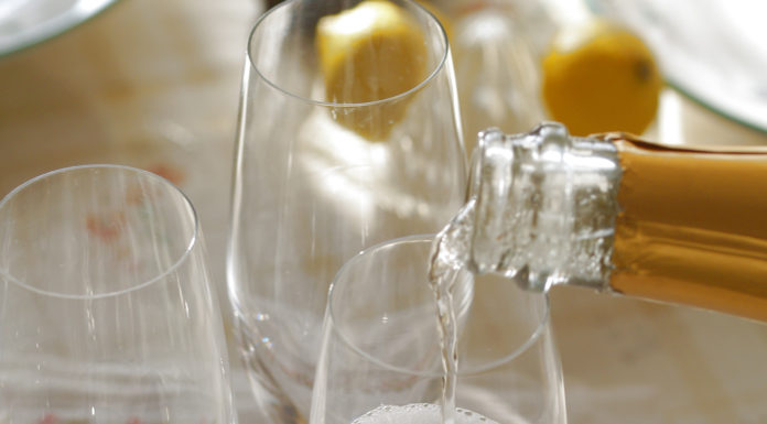 Rund zehn Prozent des hei-mischen Weins werden für die Sekterzeugung verwendet.