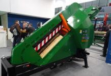 Ein Beispiel für Hightech bei der Brennholzbereitung: die Posch AutoCut mit digitaler Schnittlängenkontrolle