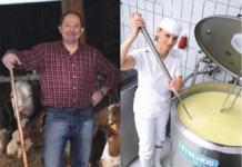 Milchbauern und Milchverarbeiter aus Leidenschaft - Ewald und Sabine Wurzinger ist es gelungen
