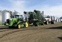 Eine andere Dimension: Die Provinz Saskatchewan ist das Herzstück kanadischen Ackerbaus.