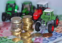 36 Prozent wollen in den nächsten ein bis zwei Jahren in landwirtschaftliche Fahrzeuge/Maschinen investieren.