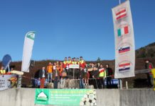 Mannschaftswertung Burschen: Gold für die LFS Stiegerhof