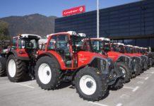 2015 wurden laut Lindner in Kundl insgesamt 1400 Traktoren und Transporter der Marken Geotrac