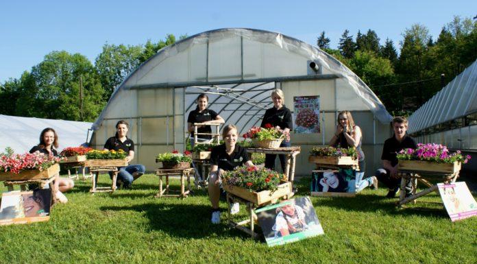 In der Gartenbaufachschule Ehrental erhalten junge Menschen das Rüstzeug für den Gärtnerberuf.