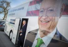 Der Bundespräsidentschaftskandidat der ÖVP