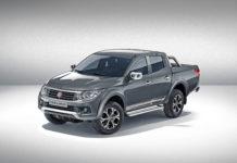 Der neue Fiat Fullback kommt im Juni auch nach Österreich.