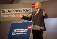 ÖVP-Kandidat für die Bundespräsidentenwahl