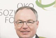 Der Präsident des Ökosozialen Forums Österreich