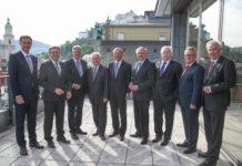 LH-Konferenz in Salzburg: Markus Wallner (Vbg.)