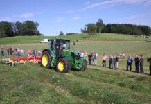 Mehr als 200 Landwirte nützten das Angebot.
