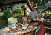 """44 Prozent der Österreicher wollen """"ganz sicher"""" einen Urlaub am Bauernhof verbringen."""