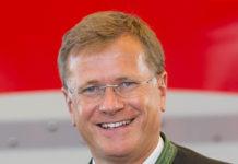 Geschäftsführer Heinz Pöttinger