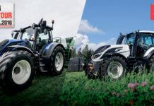 Die neuen Valtra Traktormodelle.