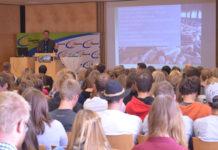 Rund 200 interessierte Junglandwirte informierten sich beim Bäuerlichen Jungunternehmertag der Landjugend.