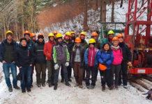 Die Fast Ossiach (Kärnten) hat international einen guten Ruf. Auch italienische Studenten kommen zur Ausbildung hier her.