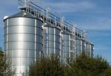 Firma Gruber ist auf Getreidetechnik und Blechbearbeitung spezialisiert.