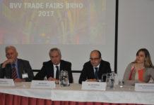 Informierten über Events in Brünn (v. l. n. r): Peter Kukacka
