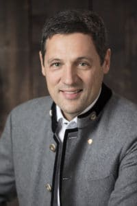 Tirols Bauernbunddirektor BR Dr. Peter Raggl