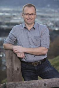 Landtagsabgeordneter Martin Mayerl