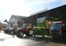 In der Messe Innsbruck: die Agro Alpin