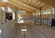 Allein im Rahmen der vom LKF mitfinanzierten Investitionen hat die Tiroler Landwirtschaft im vergangenen Jahr 25 Millionen Euro in den Um- oder Neubau von landwirtschaftlichen Wirtschaftsgebäuden investiert.