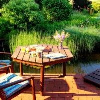 Ihr privater Gartenteich - Bio