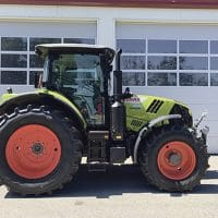 Claas Arion 630 CIS,…