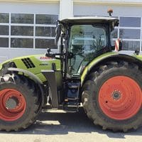 Claas Arion 660 Cmatic,…